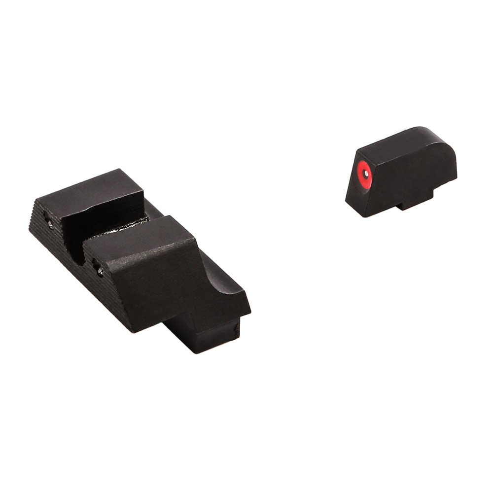 view HD DX TRITIUM Night Sights for Glock detail